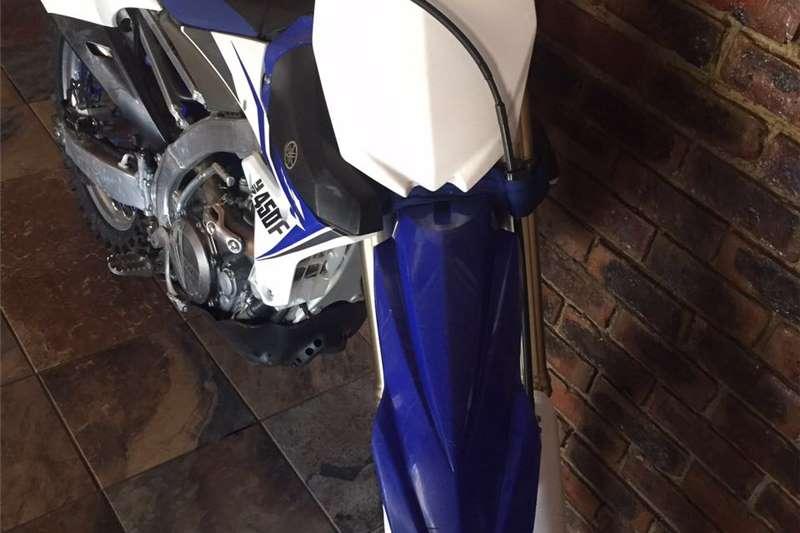 Yamaha YZ450F 2015