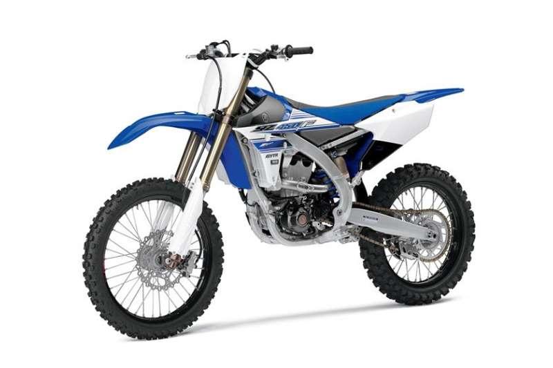 Yamaha YZ450F 2016