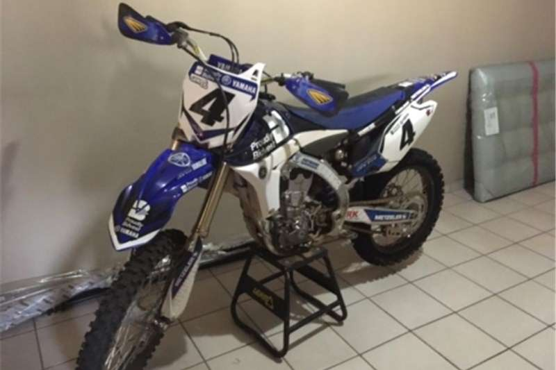 Yamaha YZ450F for sale 0