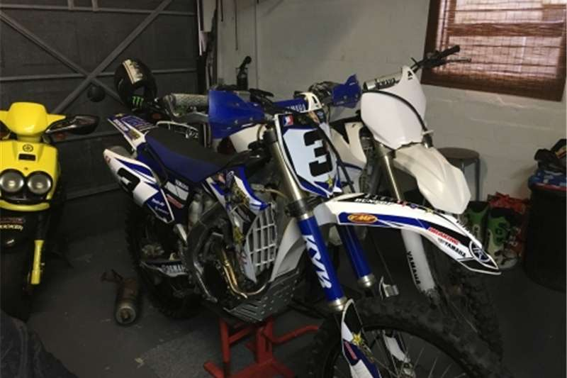 Yamaha YZF 250 in mint condition 2012