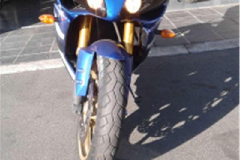 Yamaha YZF R1 Blue 2008