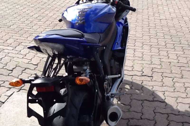 Yamaha YZF R6 2016