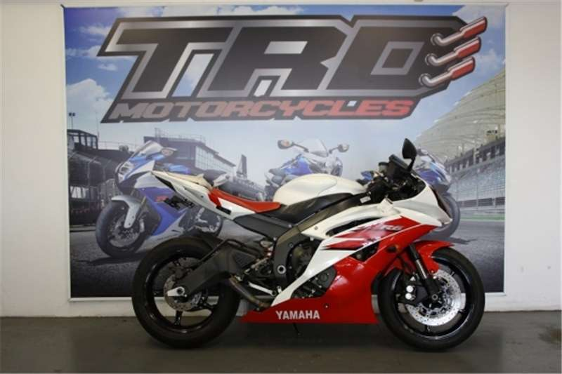 Yamaha YZF R6 600cc (CC101 202) 2009