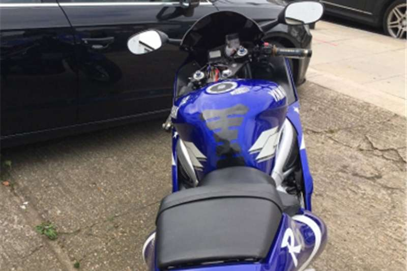 Yamaha YZF R6 for sale urgent 2000