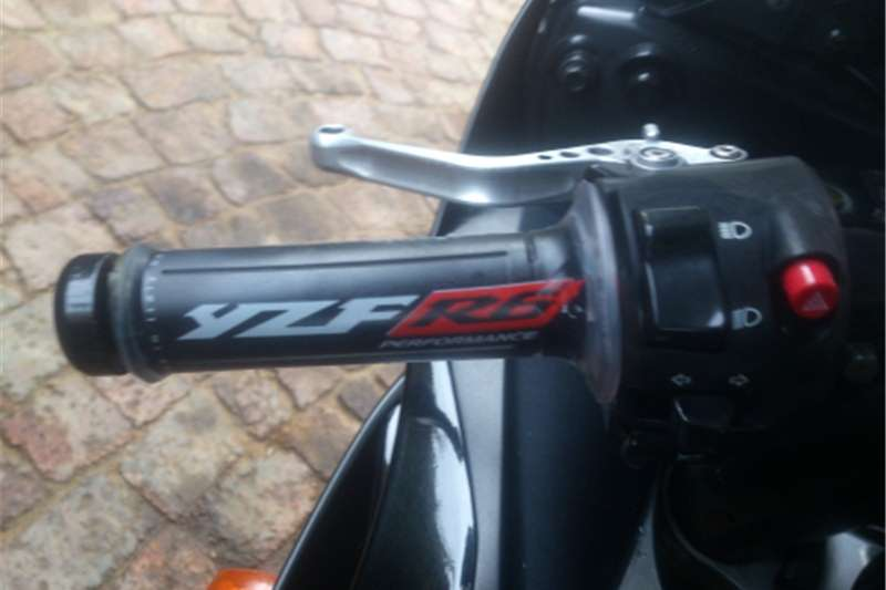 Yamaha YZF R6 Limited Raven Edt 0