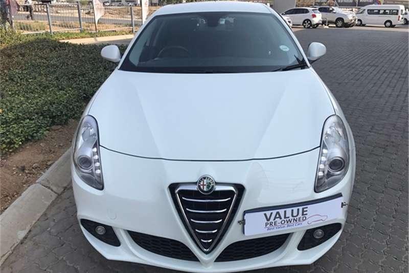 Alfa Romeo Giulietta 1.4TBi Distinctive 2011
