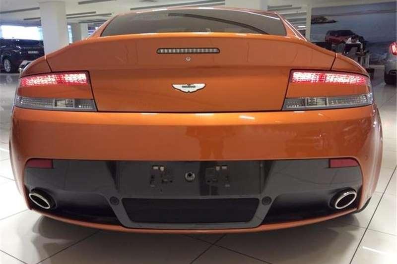 Aston Martin V8 Vantage S Coupe 2016