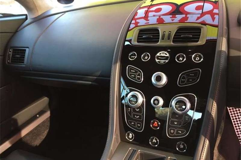 Aston Martin V8 Vantage S Coupe 2017