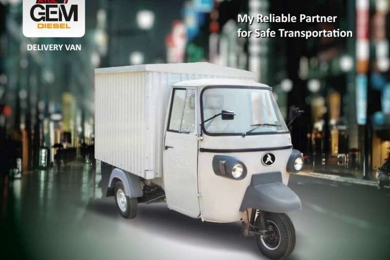 Atul Gem Delivery Van 2018