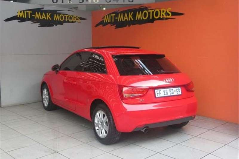 Audi A1 3-Door 1.2T Attraction 2011
