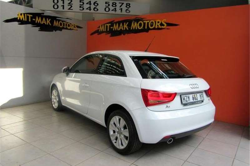 Audi A1 3 Door 1.6 TDI Ambition 2012