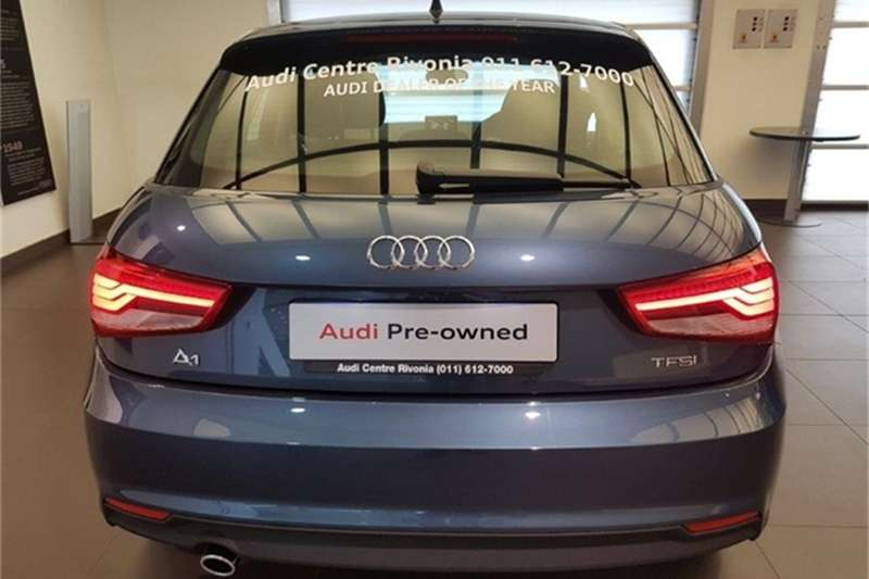 Used audi a1 for sale in gauteng 12