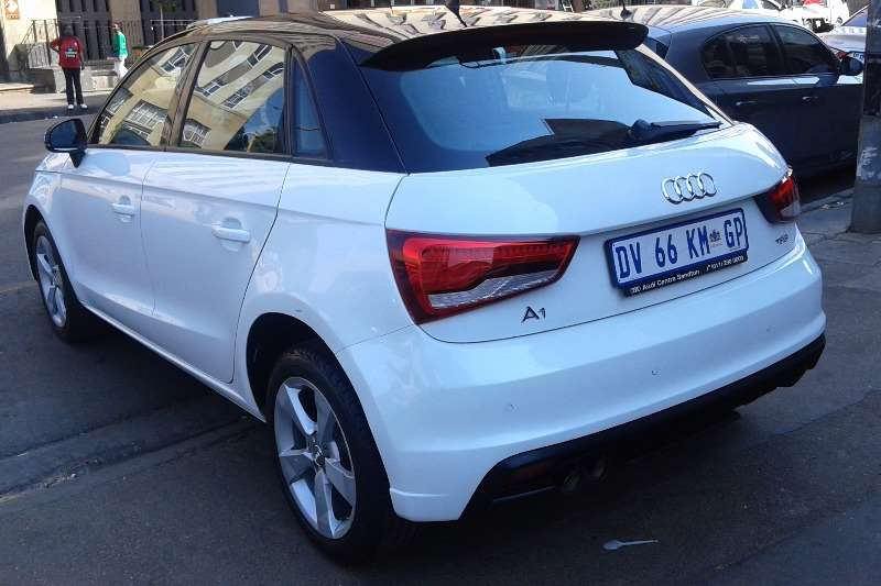 2015 audi a1 sportback 1 0tfsi s hatchback petrol fwd manual cars for sale in gauteng. Black Bedroom Furniture Sets. Home Design Ideas