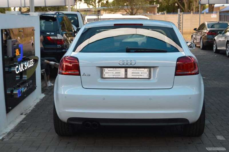 2012 audi a3 1 8t 3 dr cars for sale in gauteng r 259 900 on auto mart. Black Bedroom Furniture Sets. Home Design Ideas