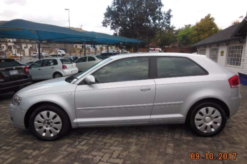Audi A3 2.0 Attraction 2006