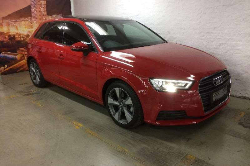 Audi A3 2.0 SPORTBACK S TRONIC 2017