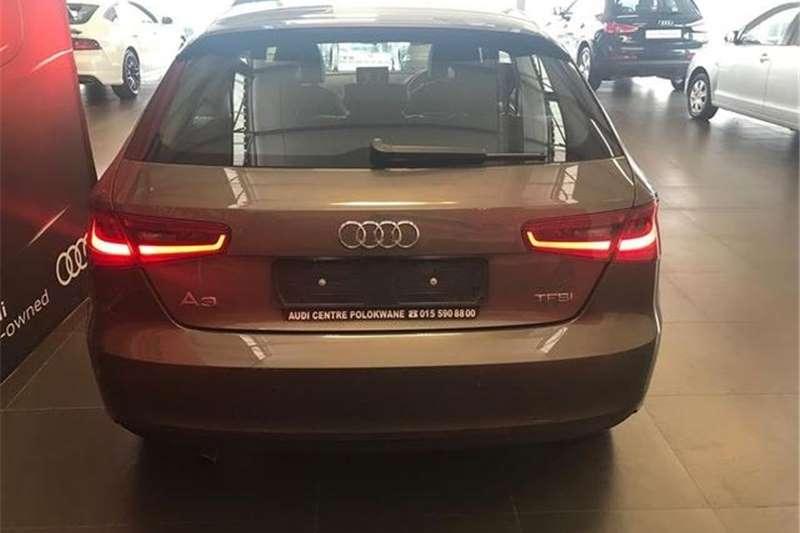 Audi A3 3 Door 1.2TFSI S 2016