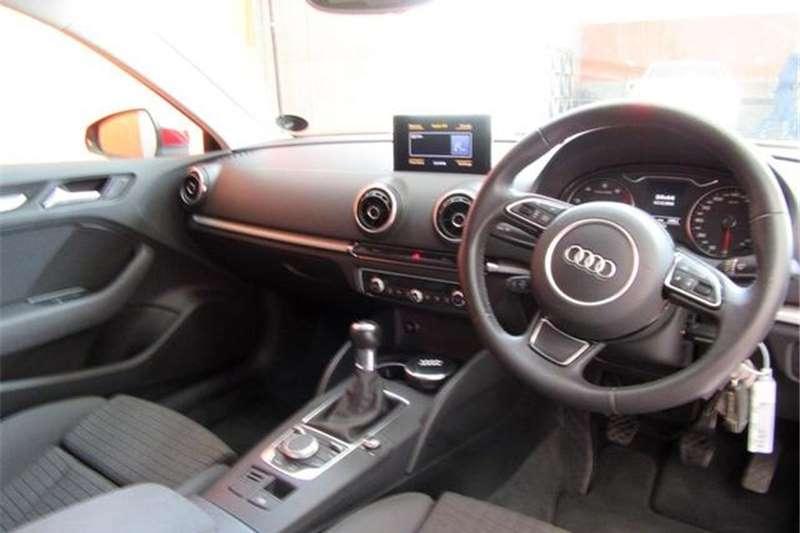 Audi A3 3-Door 1.8TFSI SE 2013