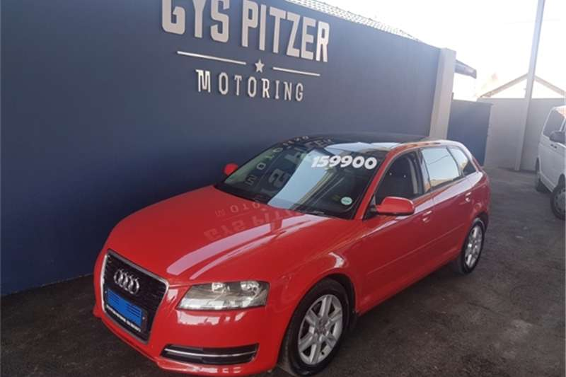 Audi A3 A3 Sportback 1.6TDI Attraction 2012