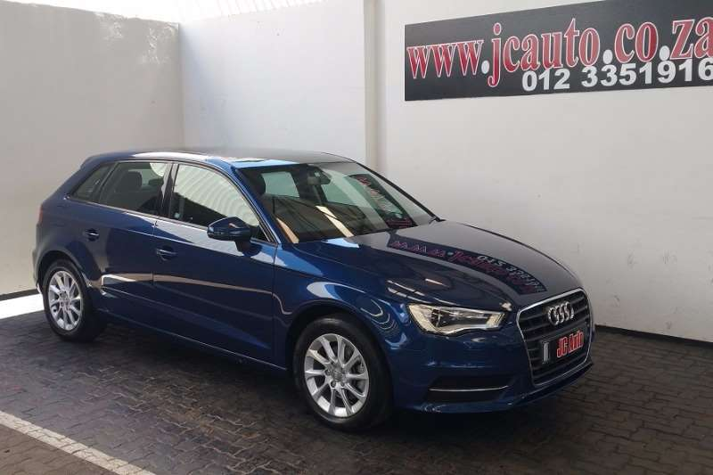 2015 audi a3 sportback 1 4t s hatchback petrol fwd manual cars for sale in gauteng r. Black Bedroom Furniture Sets. Home Design Ideas