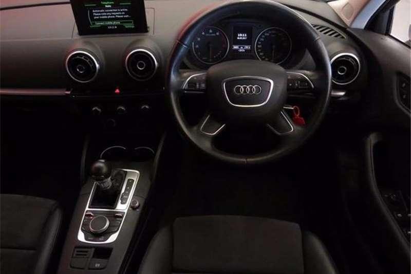 Audi A3 Sportback 1.4TFSI S Auto 2016
