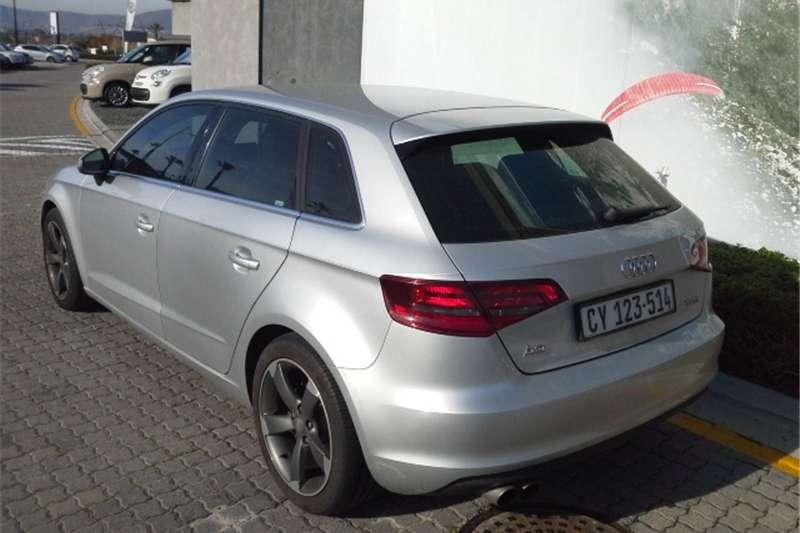 Audi A3 Sportback 1.8T SE auto 2013