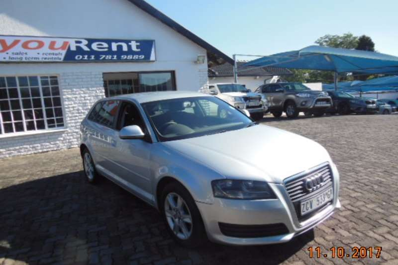 Audi A3 Sportback 1.9TDI Attraction 2010
