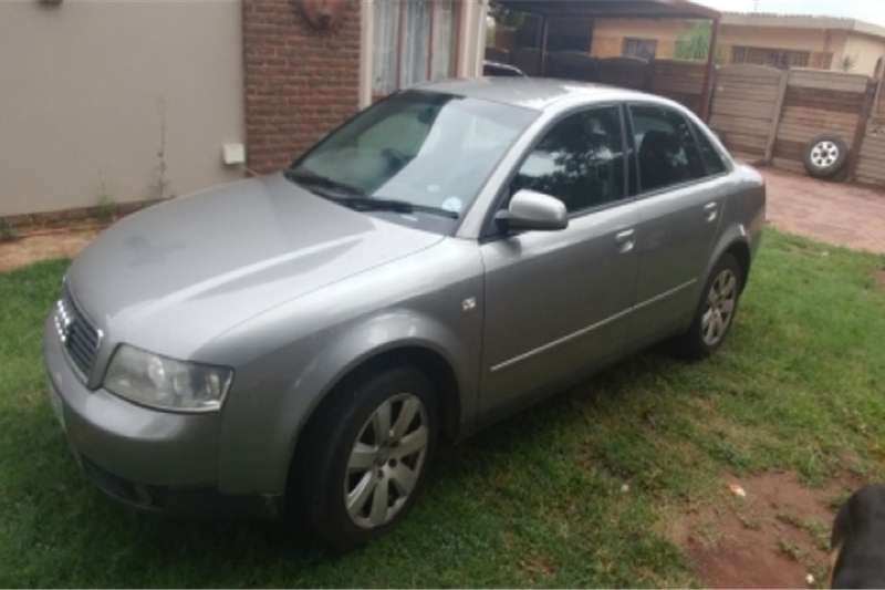 2005 audi a4 turbo cars for sale in gauteng r 50 000 on auto mart. Black Bedroom Furniture Sets. Home Design Ideas
