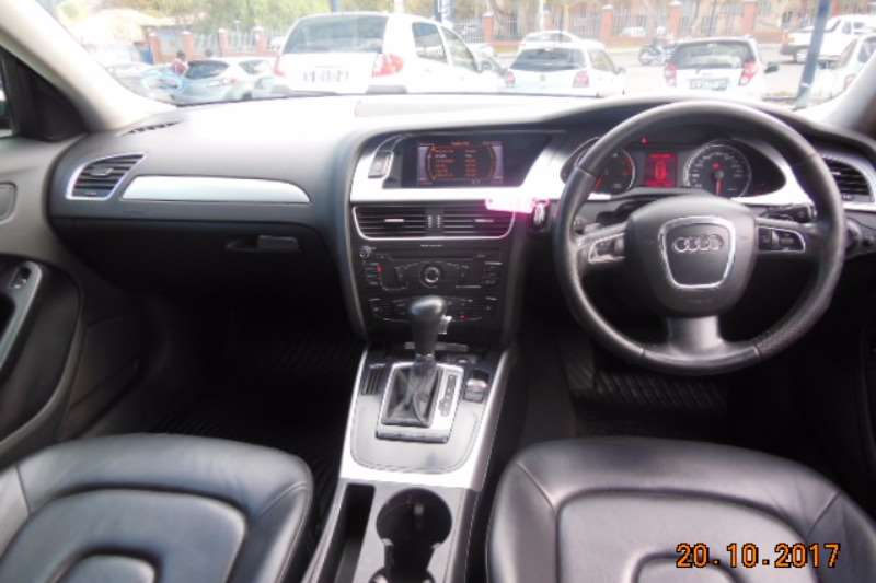 Audi A T Ambition Multitronic Sedan FWD Cars For Sale - Audi car 2010