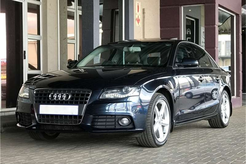 Audi A4 1.8T Ambition multitronic 2012
