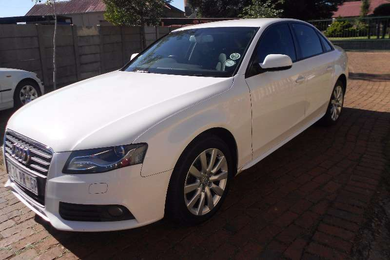 Audi A4 1.8T Ambition multitronic b8 2012
