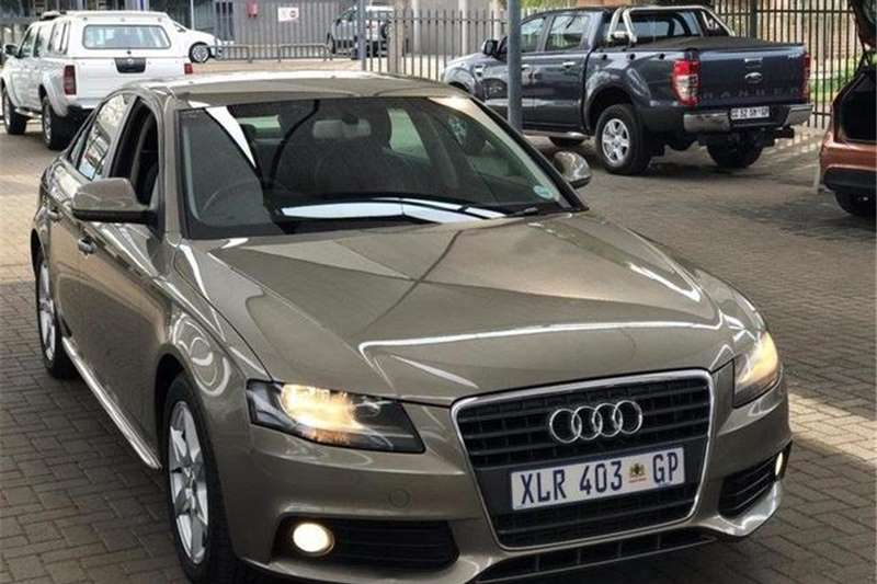 Audi A4 1.8T Attraction auto 2008