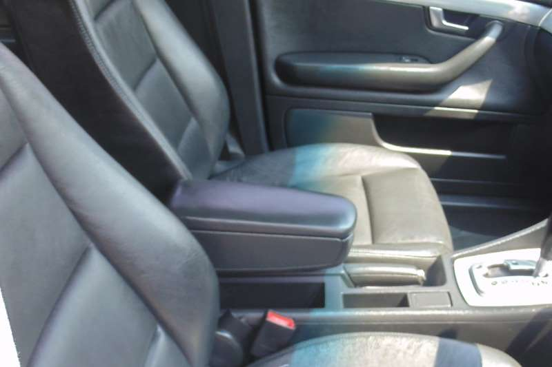 Audi A4 1.8T Multitronic 2005