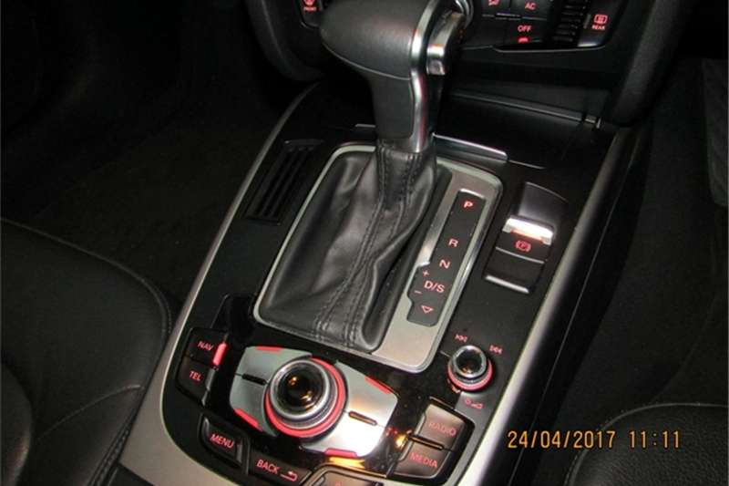 Audi A4 1.8T SE auto 2013