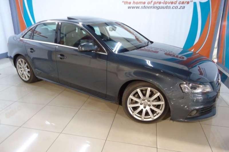 Audi A4 2.0 TDI SE MULTITRONIC 2013
