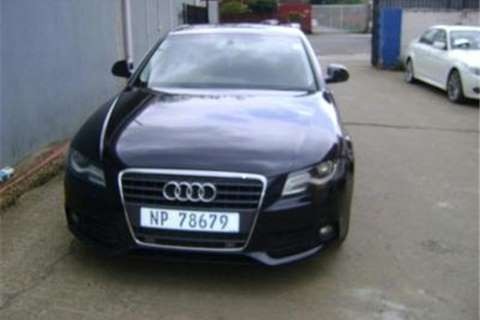Audi A4 2.0T AMBITION MULTITRONIC 2009