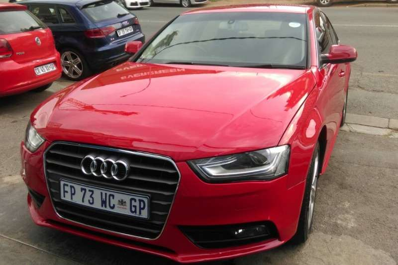 2013 audi a4 2 0tdi se auto sedan diesel fwd automatic cars for sale in gauteng r 165. Black Bedroom Furniture Sets. Home Design Ideas