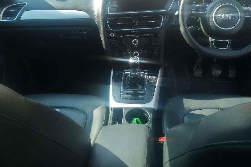 Audi A4 2.0TDI SE Sport Edition Plus 2015
