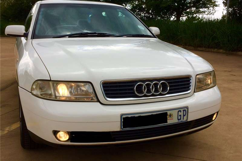 1999 audi a4 2 8 v6 executive cars for sale in gauteng r. Black Bedroom Furniture Sets. Home Design Ideas