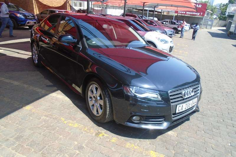 Audi A4 A4 2.0TDI Efficiency Ambition 2012