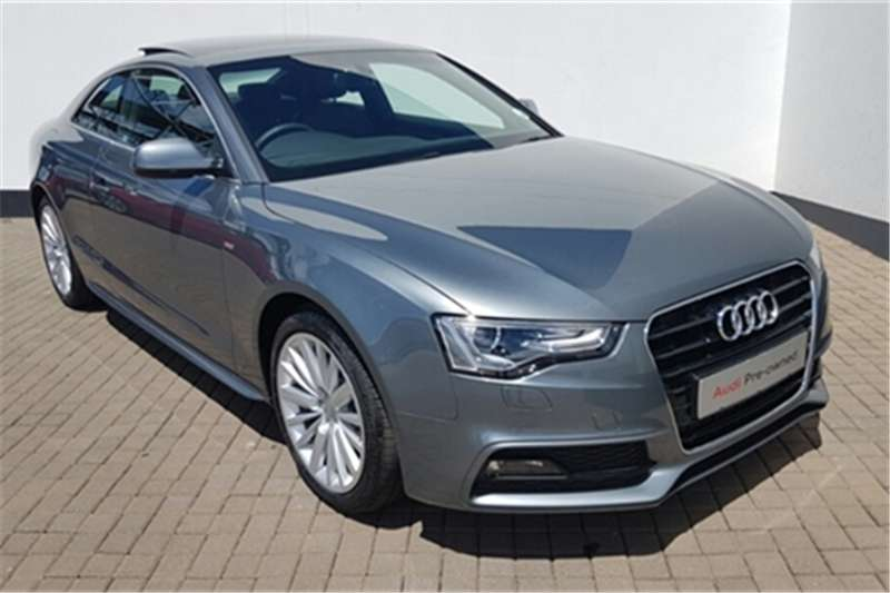 2017 Audi A5 A5 Coup 233 2 0tdi Cars For Sale In Gauteng R 480 000 On Auto Mart