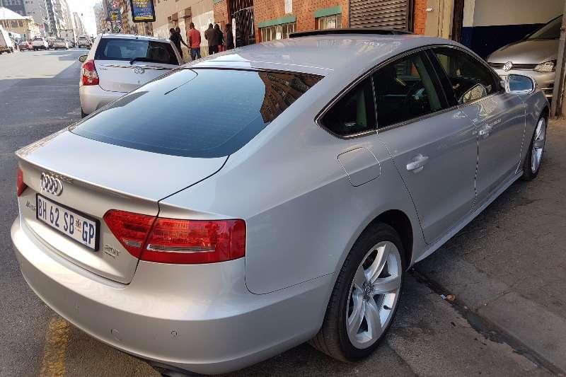 Audi A5 cabriolet 2.0T quattro 2011