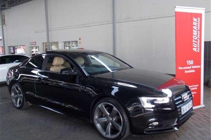 Audi A5 Coupe 2.0TFSI Quattro 2015