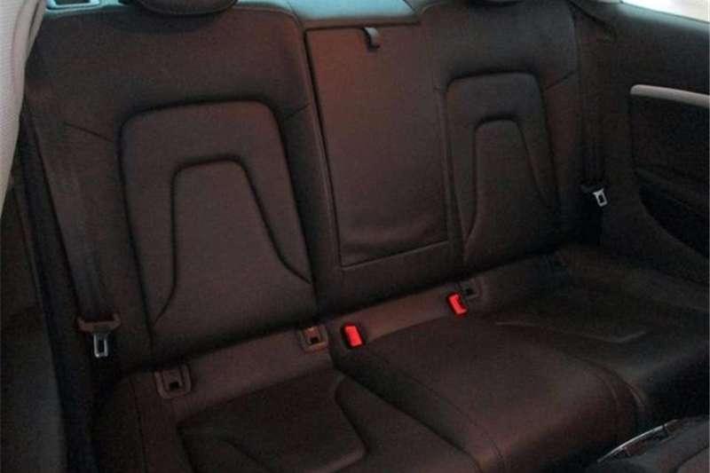 Audi A5 coupe 3.0TDI quattro 2012