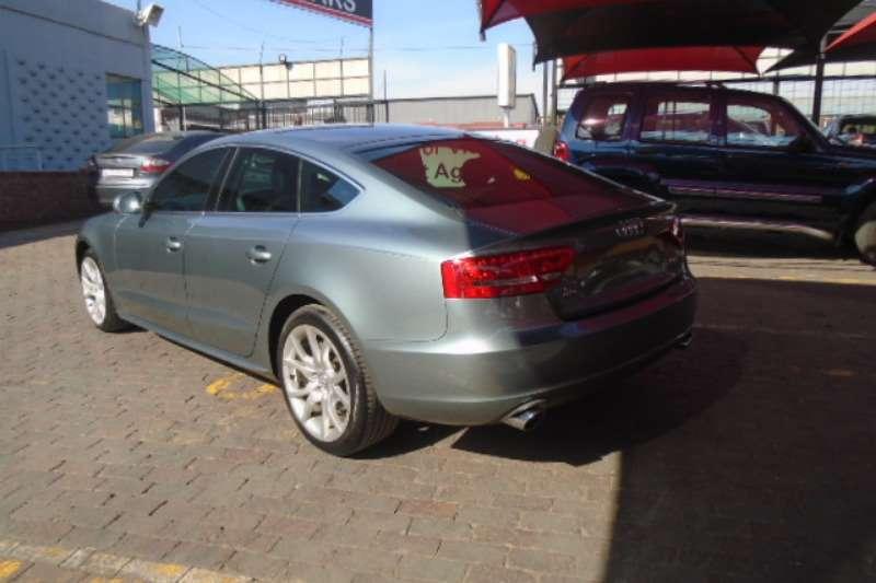 Audi A5 Sportback 2.0T 2011