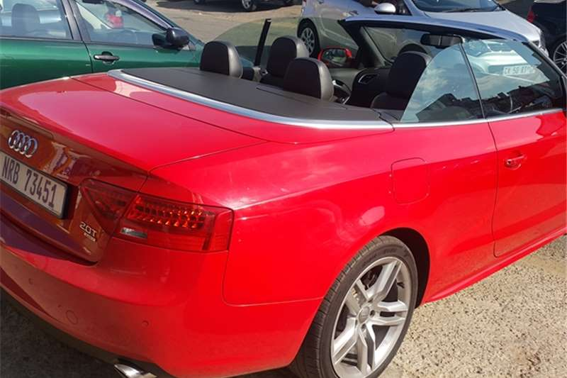 Audi a5 fastback for sale 10