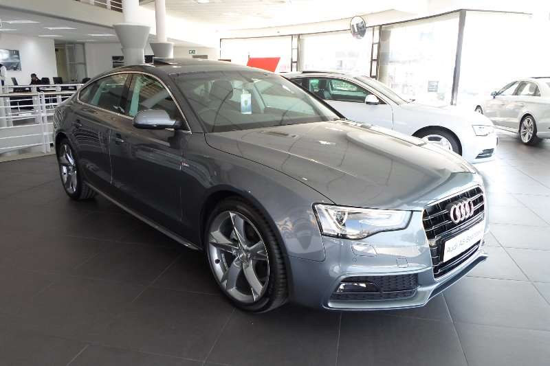 Audi a5 fastback for sale 17