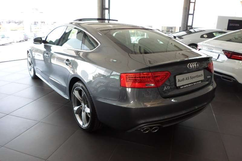 2017 audi a5 sportback 2 0tdi se fastback diesel fwd automatic cars for sale in gauteng. Black Bedroom Furniture Sets. Home Design Ideas