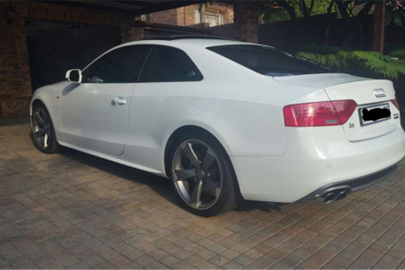 2020 audi a5 tfsi quattro s line coupe black edition cars for sale in gauteng r 400 000 on - Audi a5 coupe s line black edition for sale ...