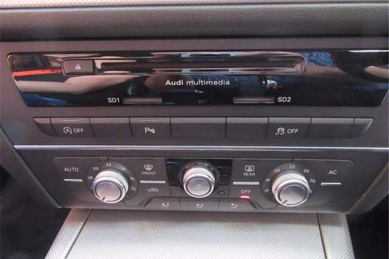 Audi A6 2.0T 2011